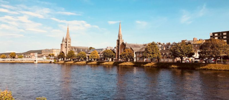 Inverness Walking Tours